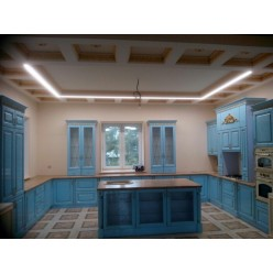 Кухня из массива 10