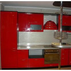 Кухня на заказ МДФ - 09