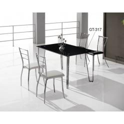 Стеклянный стол GT317