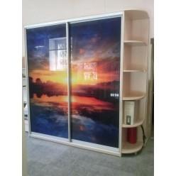 Шкаф кровать 03  (Мебель трансформер)