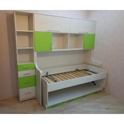 Шкаф-кровать с партой