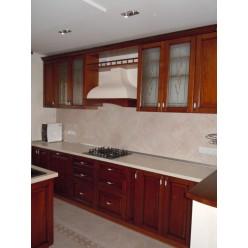 Кухня из массива 07