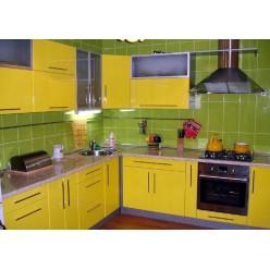 Кухня на заказ МДФ - 01