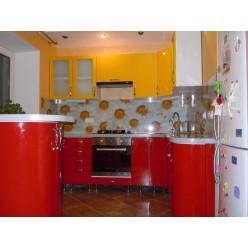 Кухня на заказ МДФ - 11