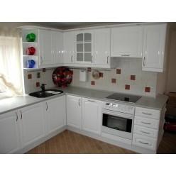 Кухня на заказ МДФ - 06