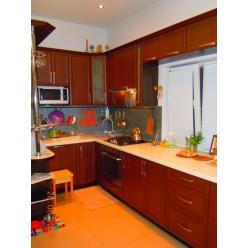 Кухня на заказ МДФ - 07