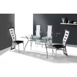 Стеклянный стол GT319